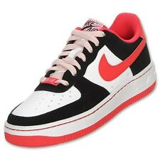 Girls' Grade School Nike Air Force 1 Low Casual Shoes 314219-112 Size 5-6 NWT