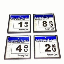 1pcs CF Memory Card 1GB 2GB 4GB 8GB CF Card Compact Flash CF Card + Free box NEW