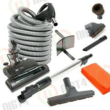 NEW KIT Electric Central Vacuum w/Power Head, Hose & Accessories for Electrolux!
