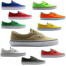 Vans Off The Wall Era 59 MLX Plain Unisex Casual Lace Up Canvas Trainers