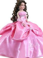 NEW Hand Crafted Quinceanera Doll For Girl Birthday Party Q2048