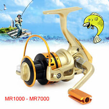 Cool New Metal 10 BB Ball Bearing Saltwater/Freshwater Fishing Spinning Reel