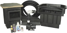 Professional Pond Kits by Complete Aquatics - Everything for Ponds up to 20'x25'