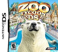 Zoo Tycoon DS BRAND NEW AND UNOPENED NINTENDO DS GAME! ZOO TYCOON! L@@K HERE!