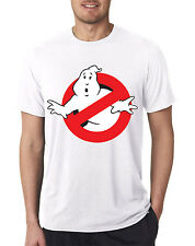 Ghostbusters Who You Gonna Call Movie Logo T-Shirt