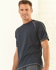 Champion Double Dry Moisture Wicking Mesh T-Shirt T205 8 Colors Sizes: S-3XL