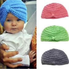 Baby Boy Girl Childrens Europestyle Crochet Knit Hat Cap