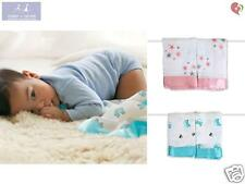 ADEN+ANAIS COTTON MUSLIN BABY ISSIE SECURITY BLANKET x2