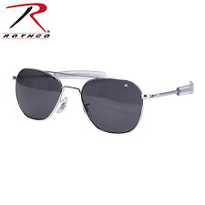 America Optical 55MM Polarized Pilot Sunglasses - 10723