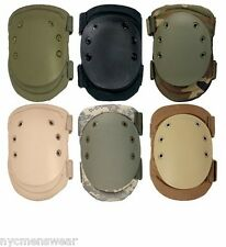 MULTI-PURPOSE SWAT KNEE PADS NON SLIP SURFACE DURABLE MILITARY PAD