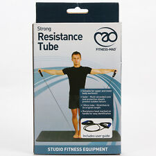Studio Pro Resistance Tube Plus User Guide with 10 Exercises Strength Training