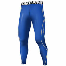 Take Five Mens Skin Tight Compression Base Layer Running Pants Leggings 054 CA
