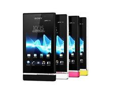 ST25 Original Unlocked SONY Xperia U ST25i 8GB 3.5'' 5MP Android OS WiFi GPS 3G