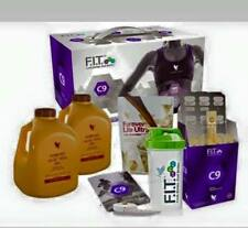 Forever Living - C9 Detox Aloe Vera Cleanse Diet Weight Loss Plan - Chocolate