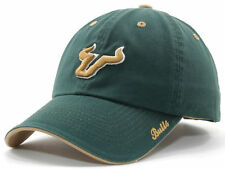 South Florida Bulls NCAA Top of the World USF GREEN Adjustable Prodigy Cap Hat