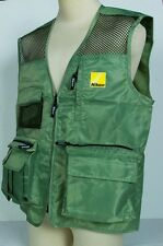 Nikon Men Vest New XL L M D4S Df D610 D7200 D5500 Kit USA Jacket Cloth Wind D810