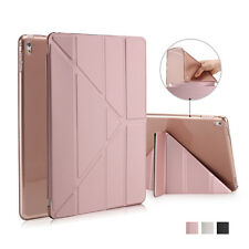 Ultra Slim Smart  Magnetic Cover Leather TPU Back Case Stand For Apple iPad Pro