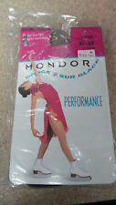 Suntan Mondor over the boot ice skating tights - 3350 - All adult sizes