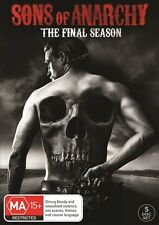 Sons Of Anarchy : SEASON 7 Final : NEW DVD