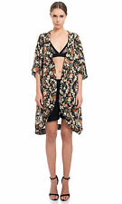 NEW MAD LOVE BLOOMOUT KIMONO SIZE 8,10 12 RRP $90