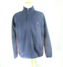 Mens Brooks Brothers Size XL 346 Blue Long Sleeve Fleece Sweater Fleece Shirt