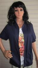 Simply Be Ladies Cardigan & Jersey Top 2 piece set Size 18 UK Navy / White New