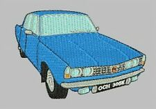 Rover P6 2000 Embroidered & Personalised Sweat Shirt