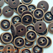 34L(Ligne) Plastic Fisheye with RIM Crafting Unused NOS (NEW OLD STOCK) BUTTONS