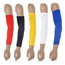 1 x Sun UV Protection Baseball Golf Basketball Sleeve Stretch Wristband Arm Band