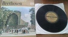 THE GREAT MUSICIANS 7 BEETHOVEN PART 3 VINYL AND BOOKLET FABBRI  PARTNERS RARE