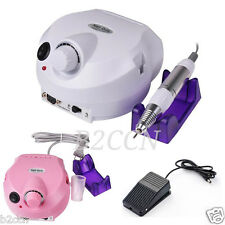 30000 RPM Electric Nail Drill File Manicure Manicure Kit 110/220V Nail Art Tools