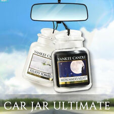 Yankee Candle Car Jar Ultimate Fresheners 15 Scent CA
