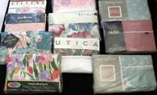 VTG Sheet Twin*Full*Queen*King Floral Varied Designs U-PICK Percale Cotton NIP