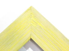 """1.5"""" Wide Weathred Rustic Yellow Barnwood Picture Frame-Panoramic"""