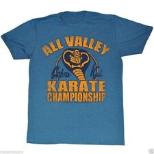 T-Shirts The Karate Kid All Valley Karate Championship Cobra Kai Mens T-Shirt