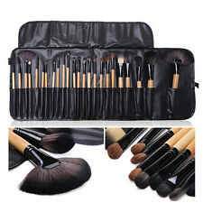 24pcs superior Professional Soft Cosmetic Makeup Brush Set Kit Fashion Gifts CA