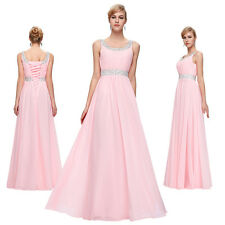 Sexy A-Line Evening Dresses Prom Bridesmaids long Formal Party Gowns Wedding New
