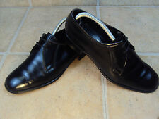 BARKER HAND-MADE CALF DERBY SHOES 7