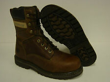 "NEW Mens CATERPILLAR CAT Rangler MR 8"" WIDE WIDTH P90127 Steel Toe Boots Shoes"