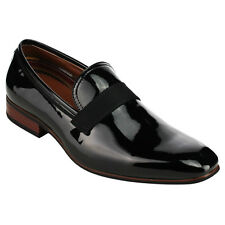 Men's Office Slip On Dressing Party Loafers BLACK;BROWN