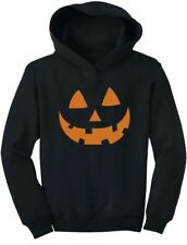 Pumpkin Face Jack O' Lantern Halloween Costume Toddler Hoodie Gift Idea