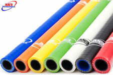 16MM BORE x 1MTR LONG REINFORCED 3PLY HIGH PERFORMANCE SILICONE HOSE