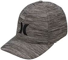 Hurley One and Textures Hat - Dark Grey Heather - New