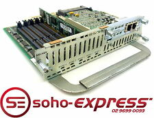 CISCO NM-HDV VOICE/FAX NETWORK MODULE/CARRIER VIC2-2FXO VOIP CARD