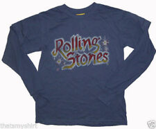 T-Shirts New Authentic Junk Food Rolling Stones Tattoo You Boys 2Fer Shirt