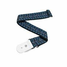 Planet Waves Hootenanny 50mm Guitar Strap 50G05 Blue & Black