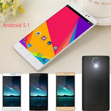 "AT&T 5.5"" 3G Smartphone Unlocked Quad Core Android5.1 IPS GSM GPS Cell Phone Hot"