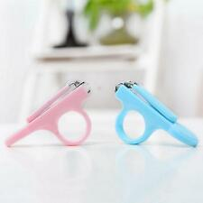 Mini Baby Nail Clippers Safety Scissors Cutters Safety Portable Brand New
