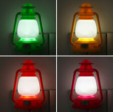 Night New Vintage lamp Lamp Decoration LED Xmas Gift Night Light Color Changing