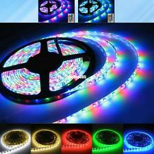 Super Bright Full Color SMD 5630 5050 5m 300 LEDs Flexible LED Strip Lights 12V